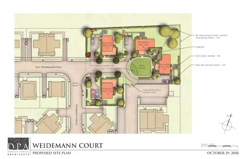 WEIDEMANN COURT, NEWPORT, RI